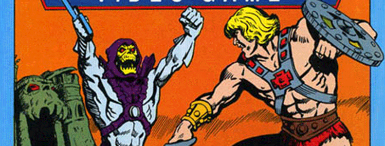 Masters of the Universe The Power of He-Man