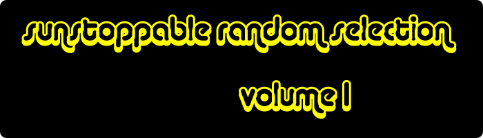 RH Music Selection Volume 1: Sun Random Selection