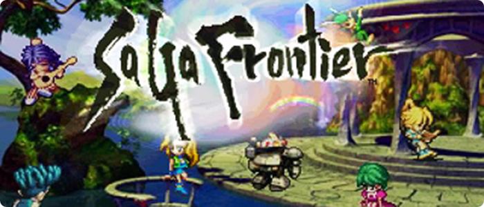 Saga Frontier - Playstation